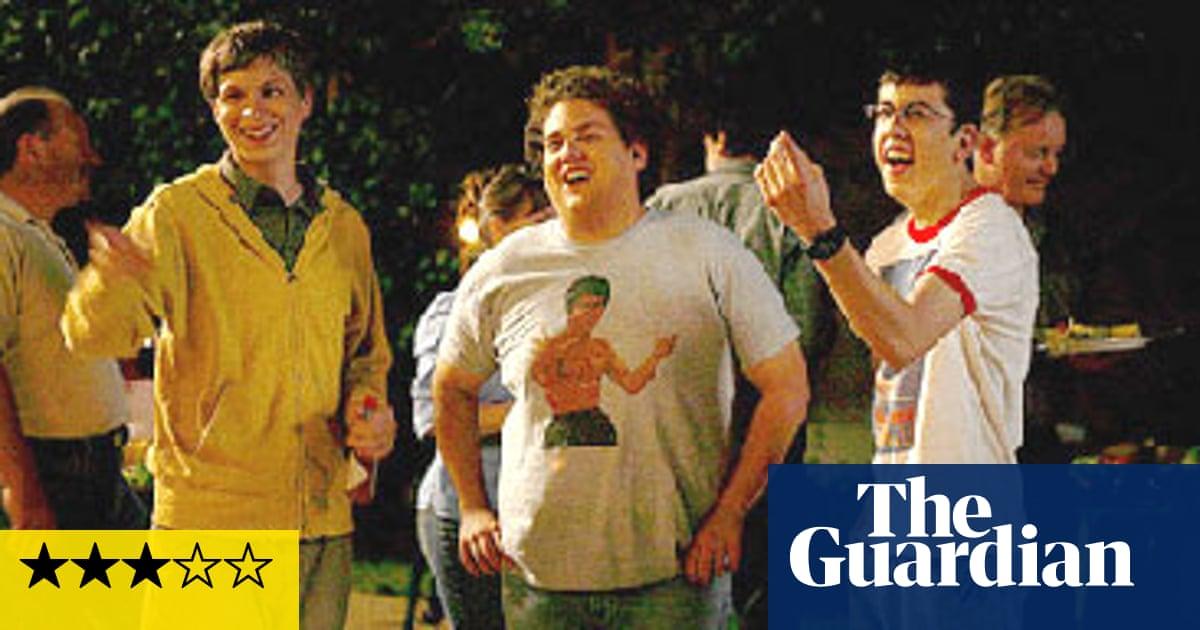 Superbad Film The Guardian