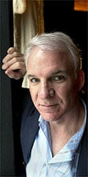 Comedian Steve Martin Talks To Emma Brockes About His New