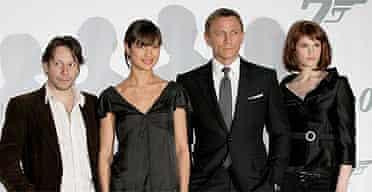 Cast of James Bond, Quantum of Solace