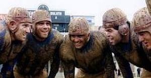 Leatherheads starring George Clooney