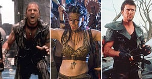 Apocalypse wear: Waterworld, Doomsday and Mad Max