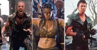 Apocalypse wear: Waterworld, Doomsday and Mad Max