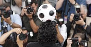 Maradona at Cannes