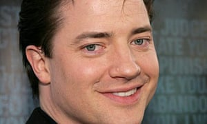 Is this it? The Guide questions actor Brendan Fraser