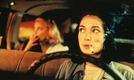 Winona Ryder in Night on Earth