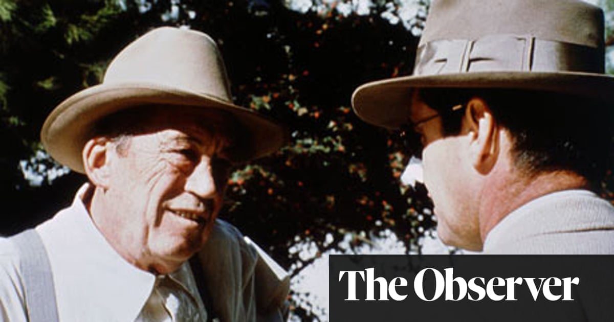 Chinatown The Best Crime Film Of All Time Crime Films The Guardian