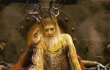 King Balor, a character in Hellboy II: The Golden Army