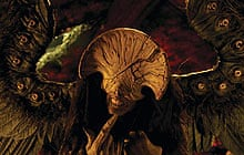 The Angel of Death, a character in Hellboy II: The Golden Army