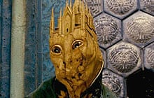 Cathedralhead, a character in Hellboy II: The Golden Army