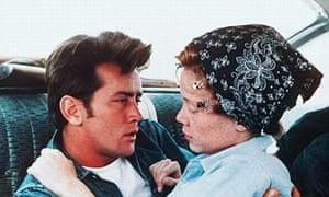 Martin Sheen and Sissy Spacek in Badlands