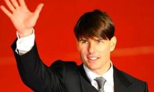 Tom Cruise in 2007