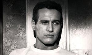 Paul Newman in The Hustler
