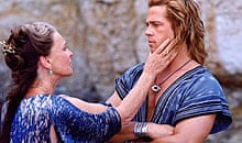 How to analyze the movie Troy?