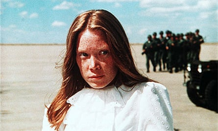 Sissy Spacek in Badlands (1973)