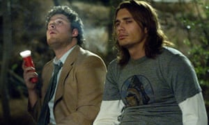 James Franco and Seth Rogen in Pineapple Express