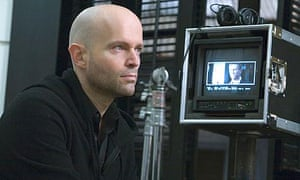 Marc Forster directing Quantum of Solace