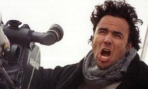Alejandro Gonzalez Inarritu directing 11'09''01