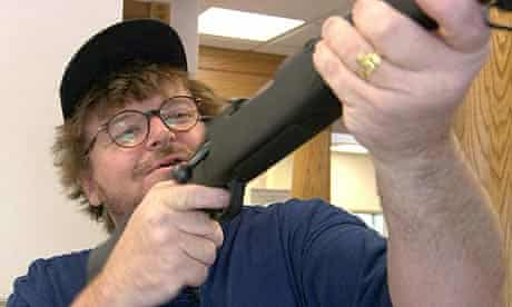 Michael Moore in Bowling for Columbine