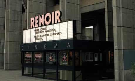 The Renoir Cinema in Brunswick Square, London