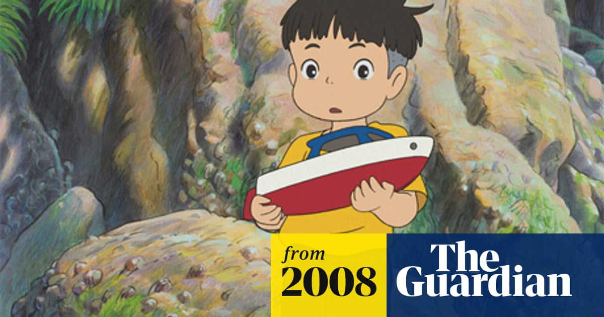 English Language Cast Announced For Miyazaki S Ponyo On The Cliff Film The Guardian