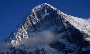 The Eiger, subject of North Face