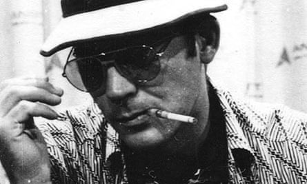 Still from Gonzo: The Life and Work of Dr Hunter S Thompson