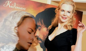 Nicole Kidman promoting Australia