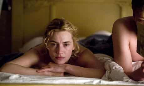 The Reader, with Kate Winslet and Ralph Fiennes