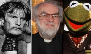 Rowan Williams, Kermit and Andrei Rublev