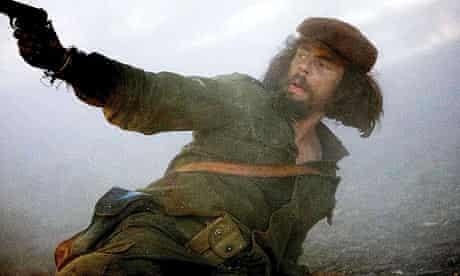 Benicio del Toro in Che: Part Two