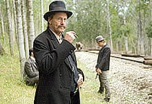 Scene from The Assassination of Jesse James by the Coward Robert Ford