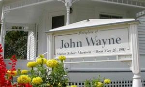 Michele Bachmann gets her John Waynes mixed up | US news