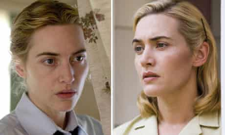 Kate Winslet in The Reader and Revolutionary Road