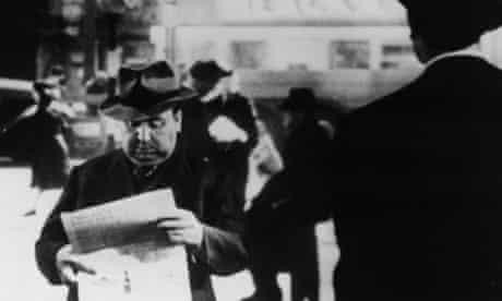Alfred Hitchcock's cameo