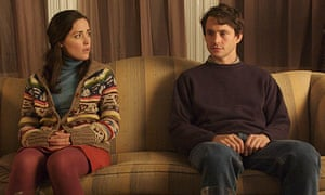 Scene from Adam, starring Rose Byrne and Hugh Dancy