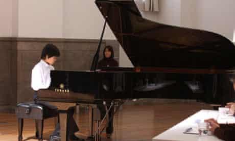 Scene from Tokyo Sonata