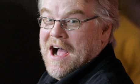 Philip Seymour Hoffman at the Berlin international film festival 2006