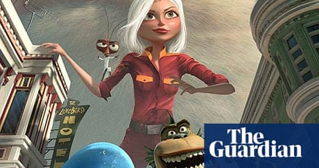 07e9e12c432 DreamWorks eyes Monster hit on Super Bowl weekend | Film | The Guardian