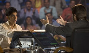 film review slumdog millionaire film the guardian scene from slumdog millionaire