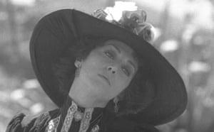 Sergio Leone: Maria Monti on the set of A Fistful of Dynamite (1971)