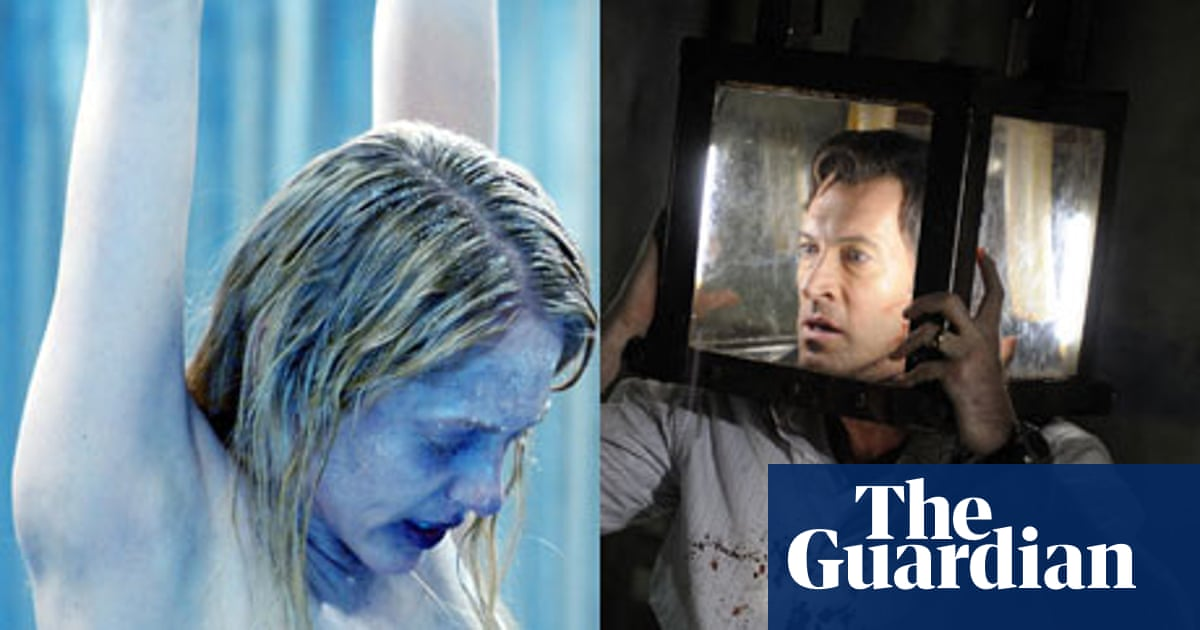 Saw Brutality Is Only Skin Deep Film The Guardian