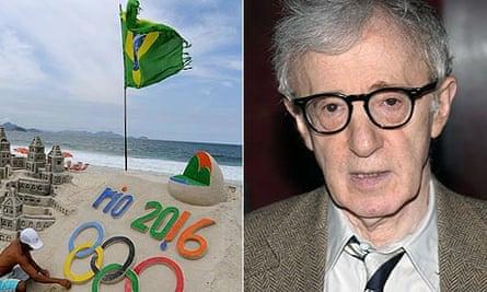 Rio de Janeiro and Woody Allen