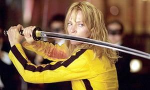Uma Thurman in Kill Bill: Vol 1 (2003)