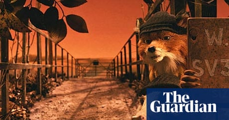 Wes Anderson S Urbane Mr Fox Is Truer To Roald Dahl Than Most Film The Guardian
