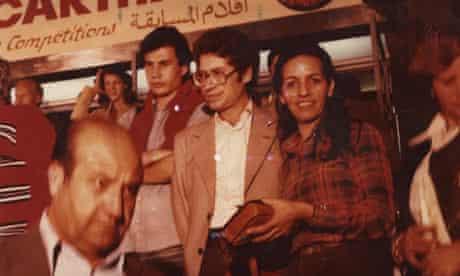 Mustafa Abu Ali and Khadijeh Habashneh