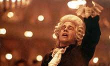 Tom Hulce in Amadeus (1984)