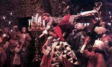 Scene from Amadeus (1987)
