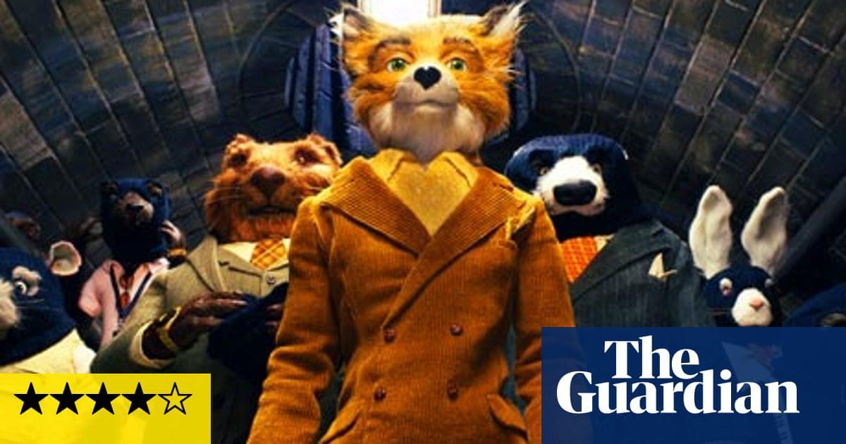 Fantastic Mr Fox Fantastic Mr Fox The Guardian