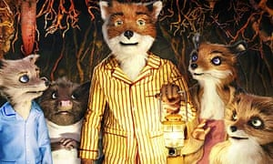 Scene from Wes Anderson's Fantastic Mr Fox (2009)