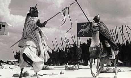 Scene from Alexander Nevsky (1938)